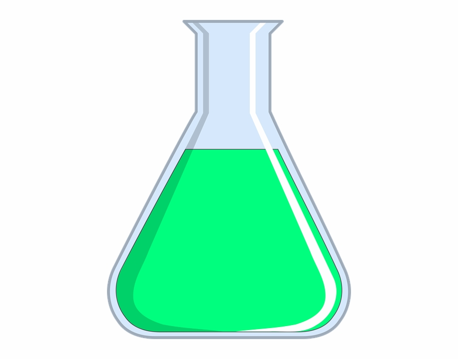 Chemistry, Flask, Glass, Test, Science, Experiment,.