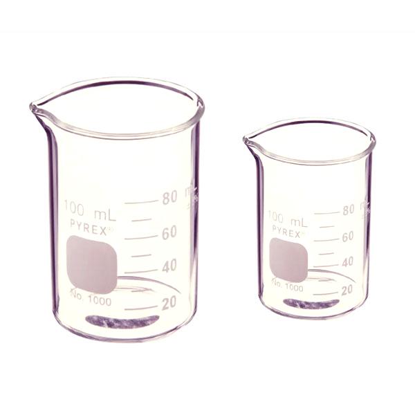 Beaker Pyrex 100 ml.