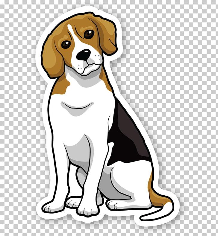 Beagle Basset Hound Puppy , puppy PNG clipart.