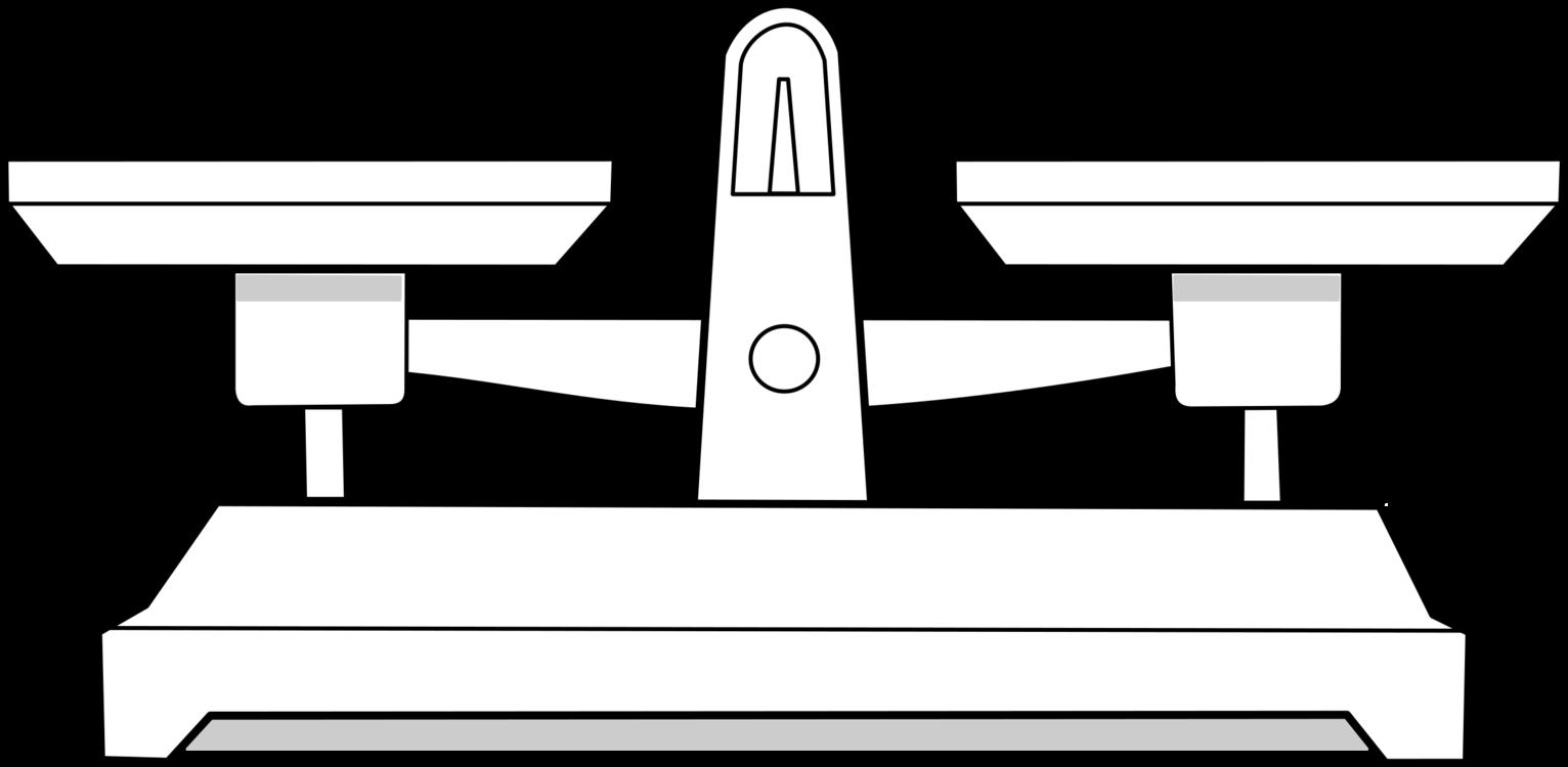 Triple Beam Balance Drawing.