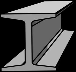 Steel Girder Clipart.