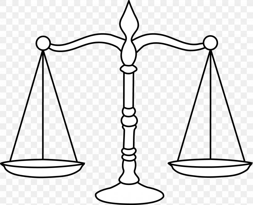 Weighing Scale Lady Justice Triple Beam Balance Clip Art.