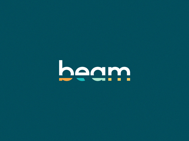 Beam Unused Logo by Anthony Gribben on Dribbble.