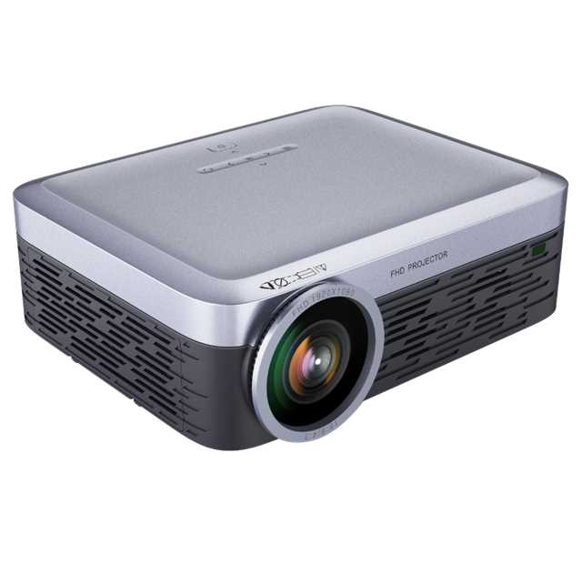 S01 (1080P) Android/WIFI Beamer.