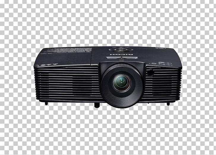 Ricoh Beamer Pjx2340 XGA1024x768 3000 Multimedia Projectors Ricoh.