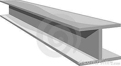 Steel Beam Clipart.