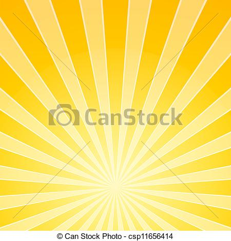 Light beams clipart.