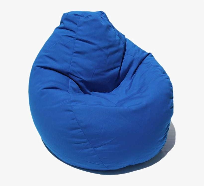 Bean Bag Chair Png Photo.