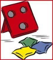 Similiar Bean Bag Game Clip Art Keywords.