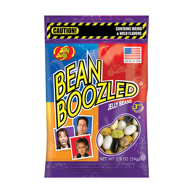 Jelly Belly Bean Boozled 4th Edition.