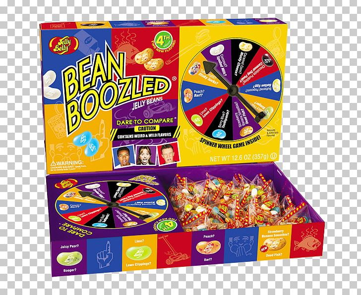 The Jelly Belly Candy Company Jelly Bean Jelly Belly BeanBoozled PNG.