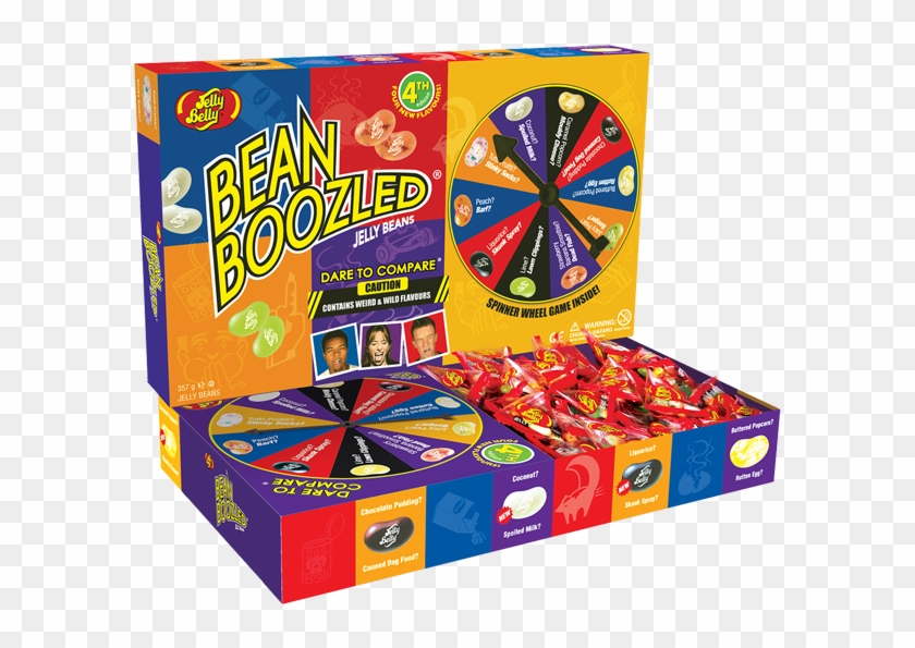 Giant Bean Boozled Game, HD Png Download.