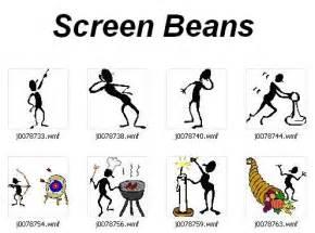 Similiar Screen Bean Figures Clip Art Keywords.