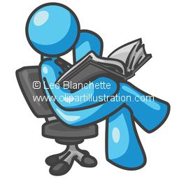 Blue Man Character Design Mascot Stock Images.