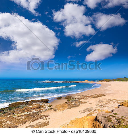 Pictures of California Bean Hollow State beach in Cabrillo Hwy.