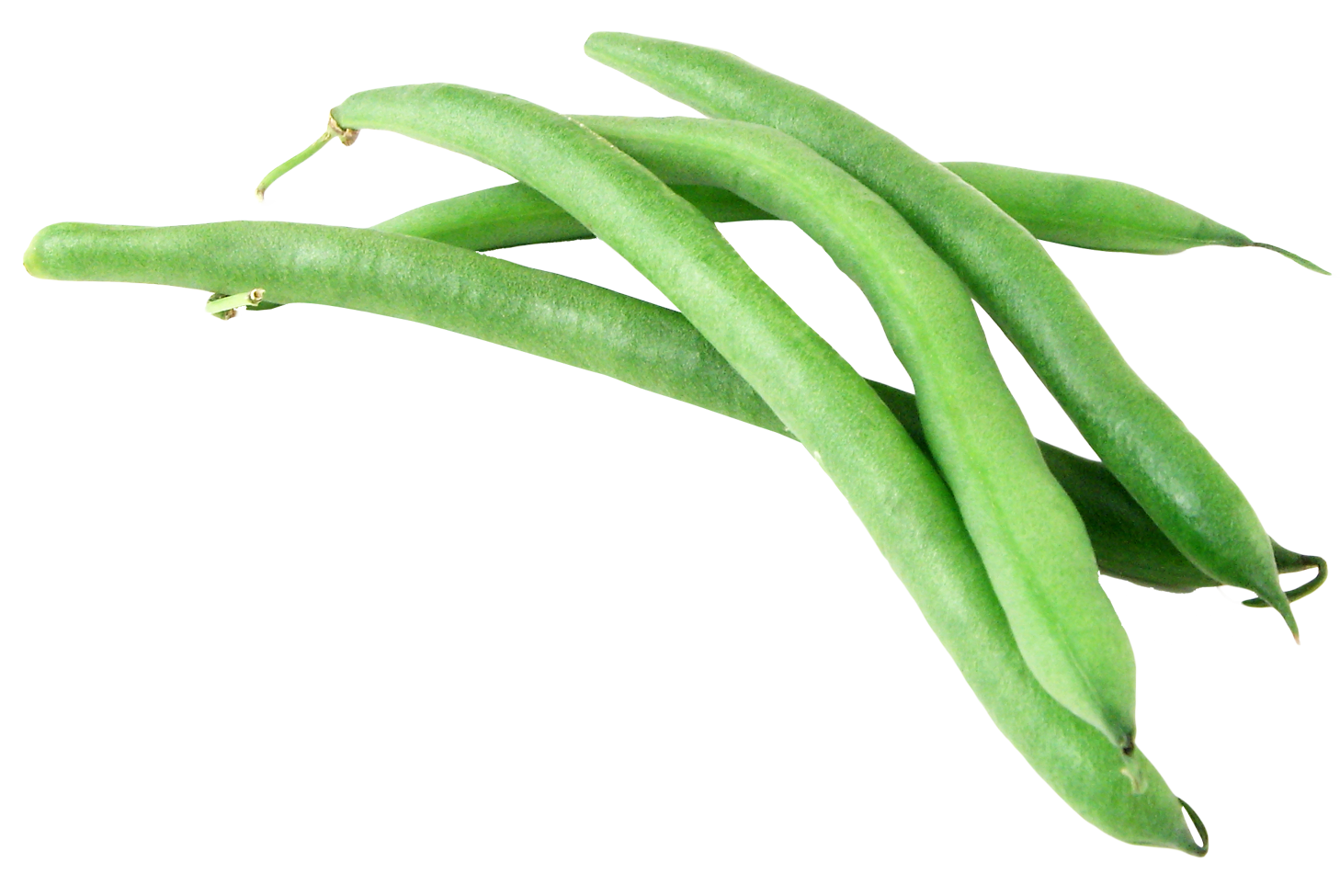 Green Beans PNG Image.