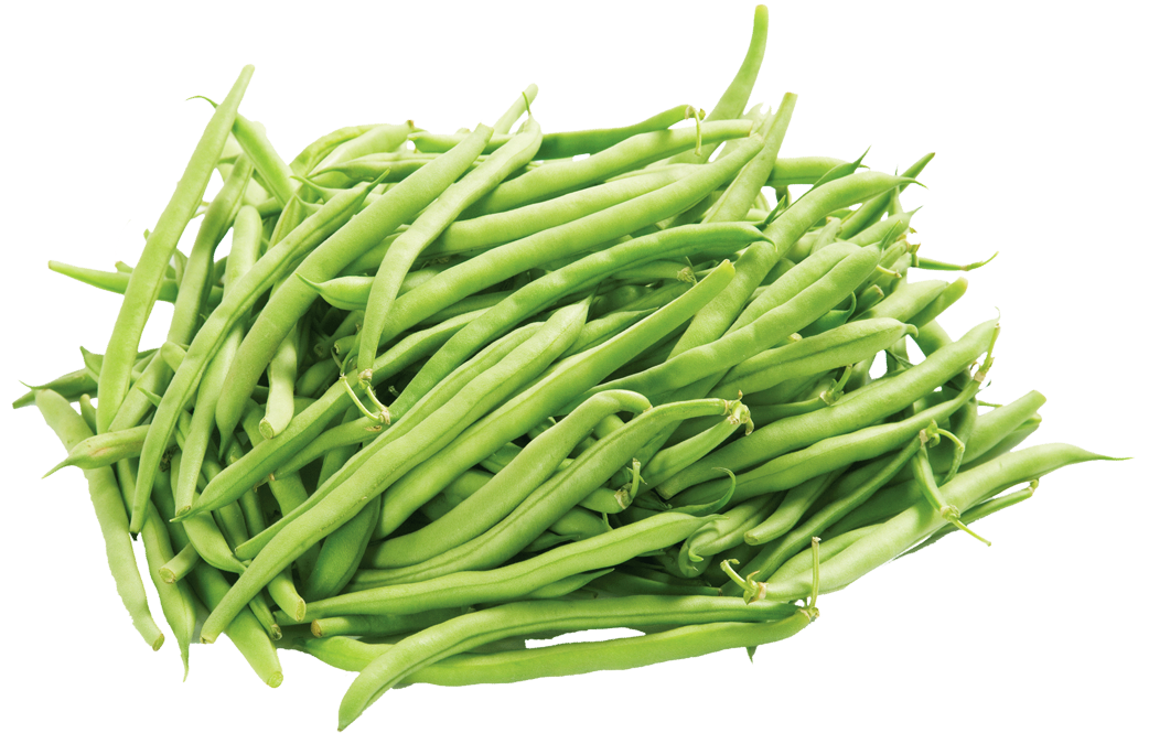French beans PNG.