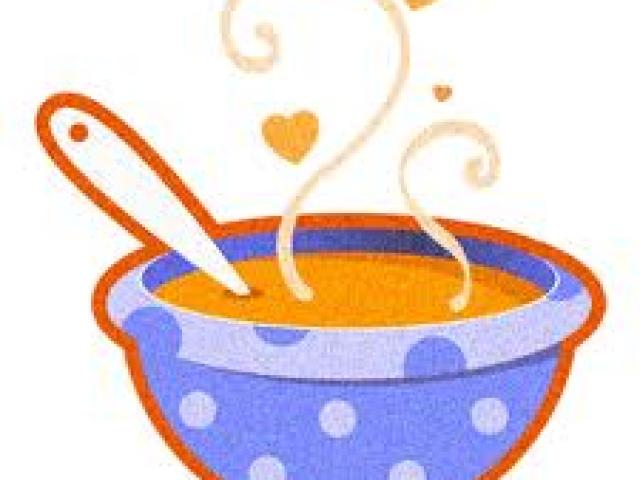 Soup clipart bean soup, Soup bean soup Transparent FREE for.