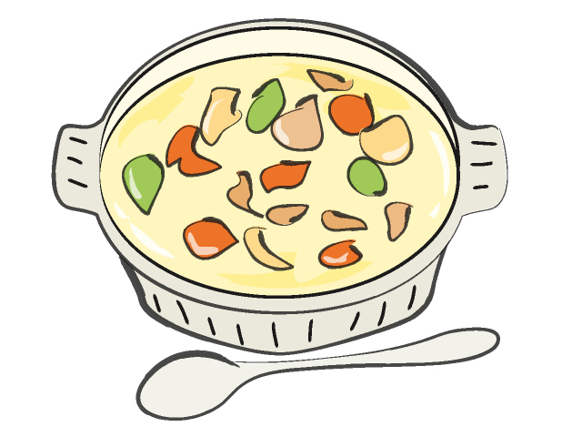 Stew clipart.