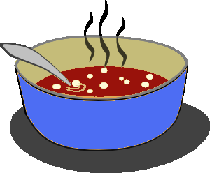 Cartoon Soup.