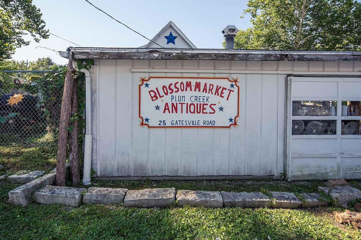 Beanblossom, Indiana.
