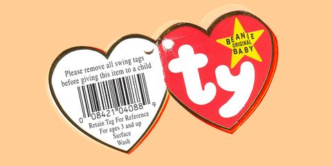 The 30 Expensive Collectible Beanie Babies Will Make You.