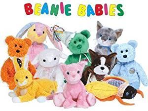 Ty Beanie Babies.