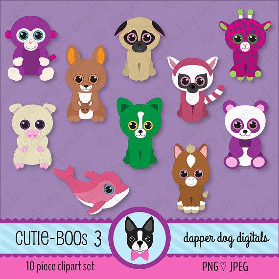 Beanie Boo Clipart & Free Clip Art Images #15692.