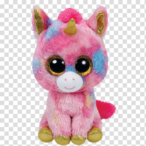 Ty Inc. Stuffed Animals & Cuddly Toys Beanie Babies 2.0 Unicorn.