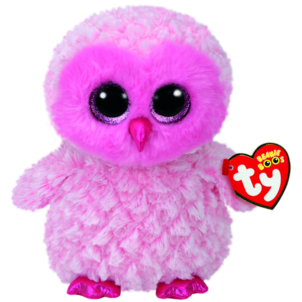 TY Beanie Boo Twiggy The Owl.