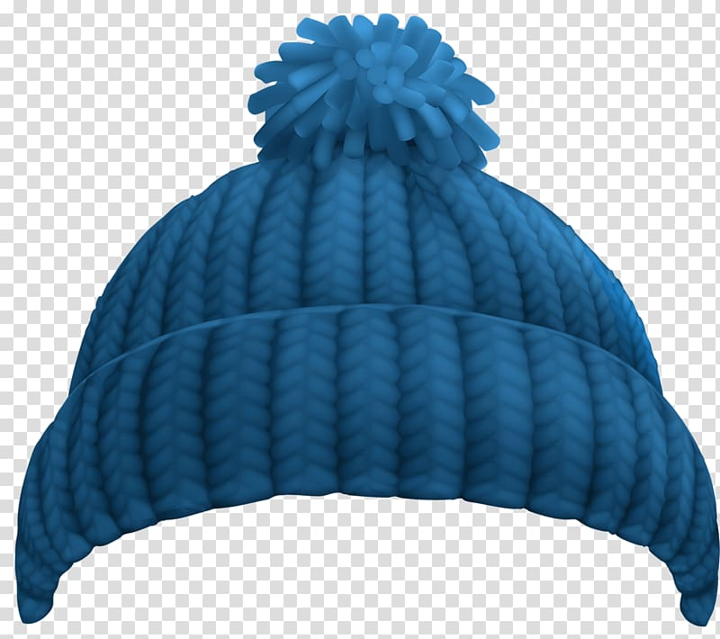 Hat Knit cap Winter , Knitted hat transparent background PNG clipart.