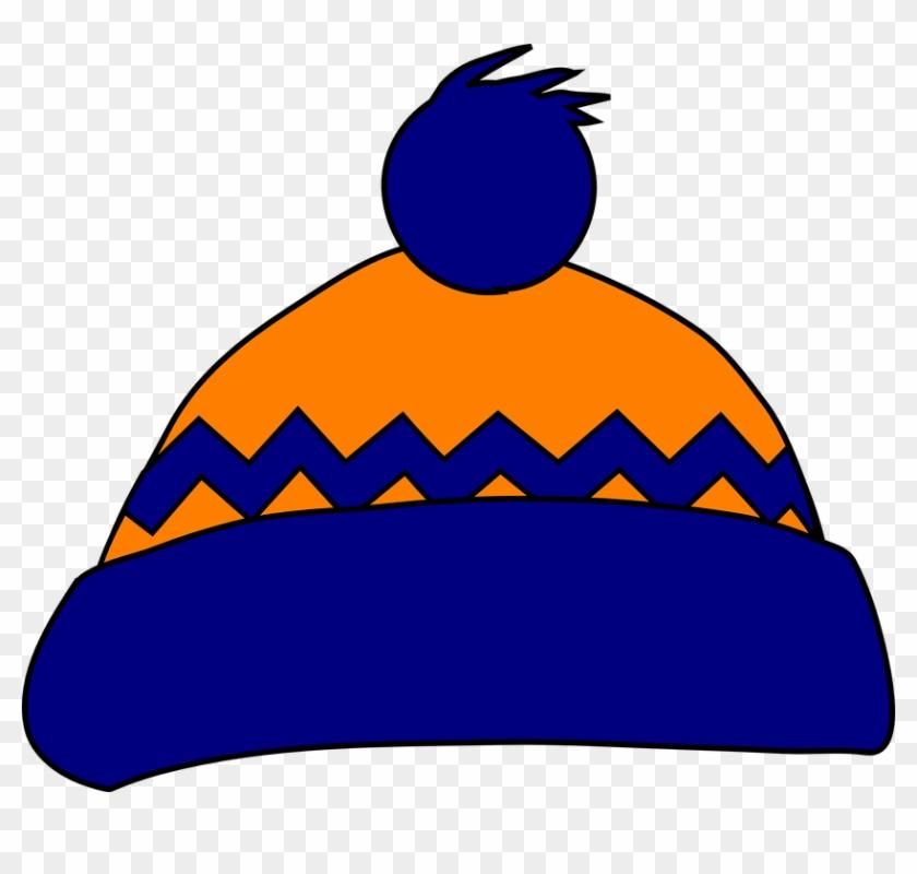 Cap, Pompon, Bobble, Winter Cold, Hat, Christmas, Guard.