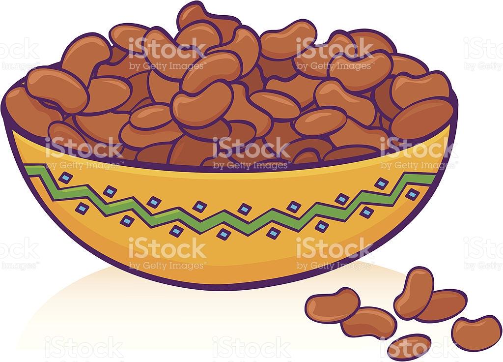 Beans Clip Art.