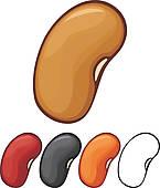 Bean Clip Art.