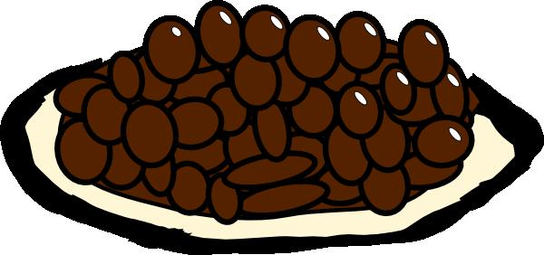 Beans Clipart.
