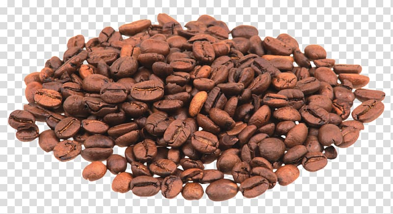 Coffee bean Espresso Cappuccino Cafe, Coffee Beans transparent.
