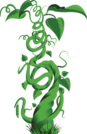 Clipart Jack And The Beanstalk.