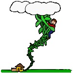Jack and the Beanstalk Pictures for Classroom and Therapy Use.