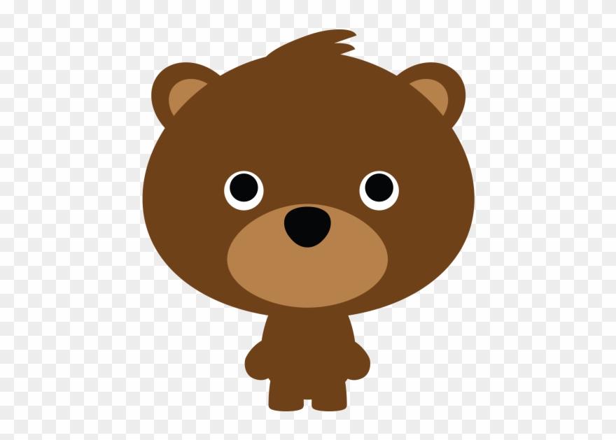 Bear Cub Clipart Little Bear.