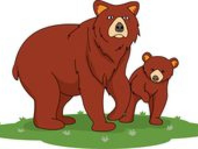 Bear Cub Clipart 2.