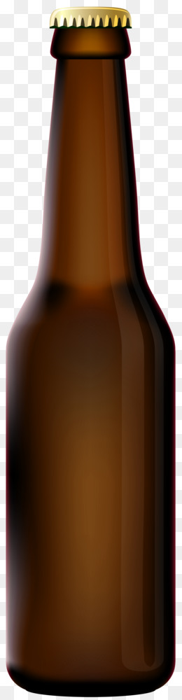 Beer Bottle PNG.