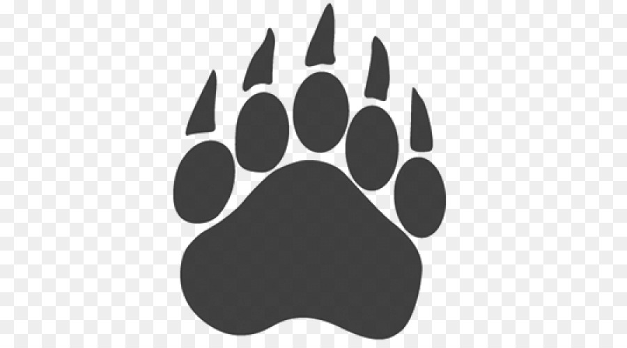 Bear Paw Png & Free Bear Paw.png Transparent Images #28705.