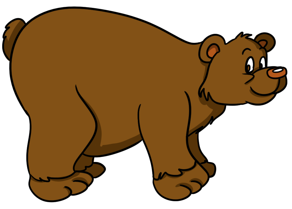 Cute Bear.