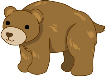 clipart bear pictures #13