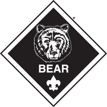Bear Clipart Boy Scouts.