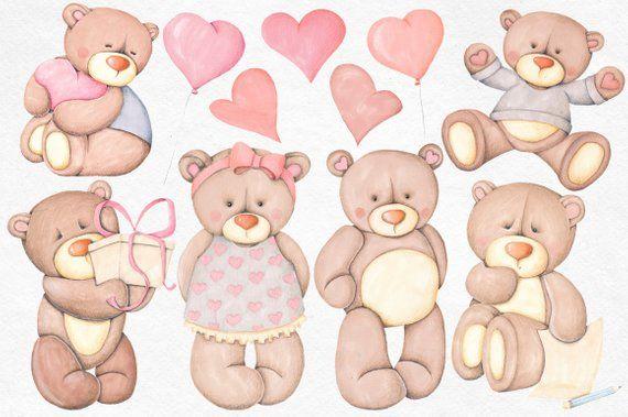 Bears Clipart.