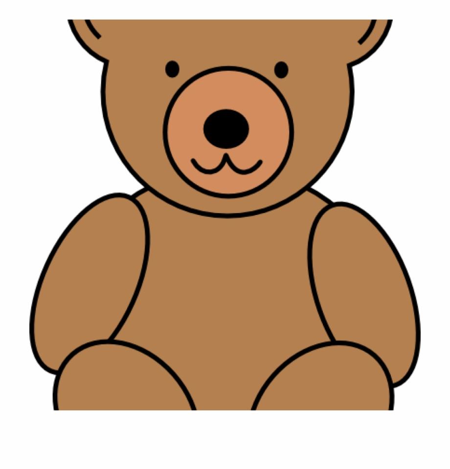 Cute Bear Clipart Teddy Bear Clip Art Vector Clip Art.