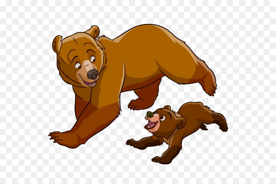 Bear Cartoontransparent png image & clipart free download.