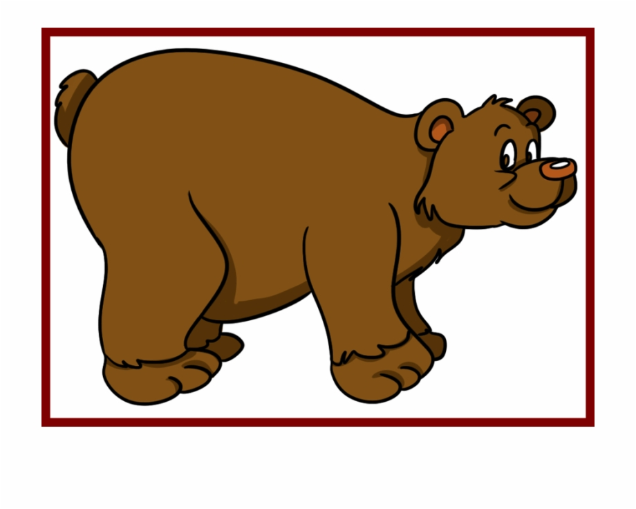 Cartoon Cute Bear Clipart Free PNG Images & Clipart Download.
