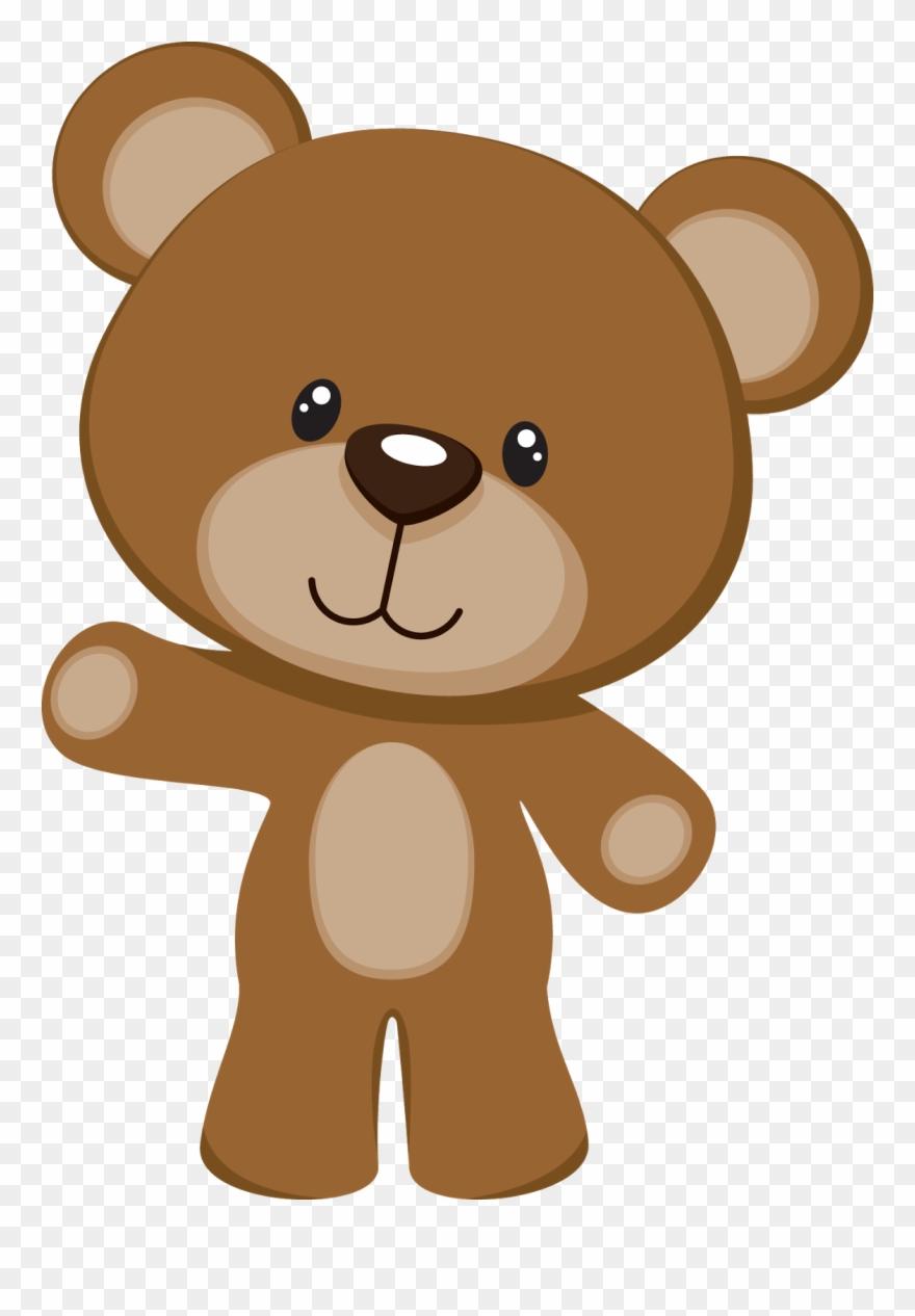Brown Teddy Bear Clipart.